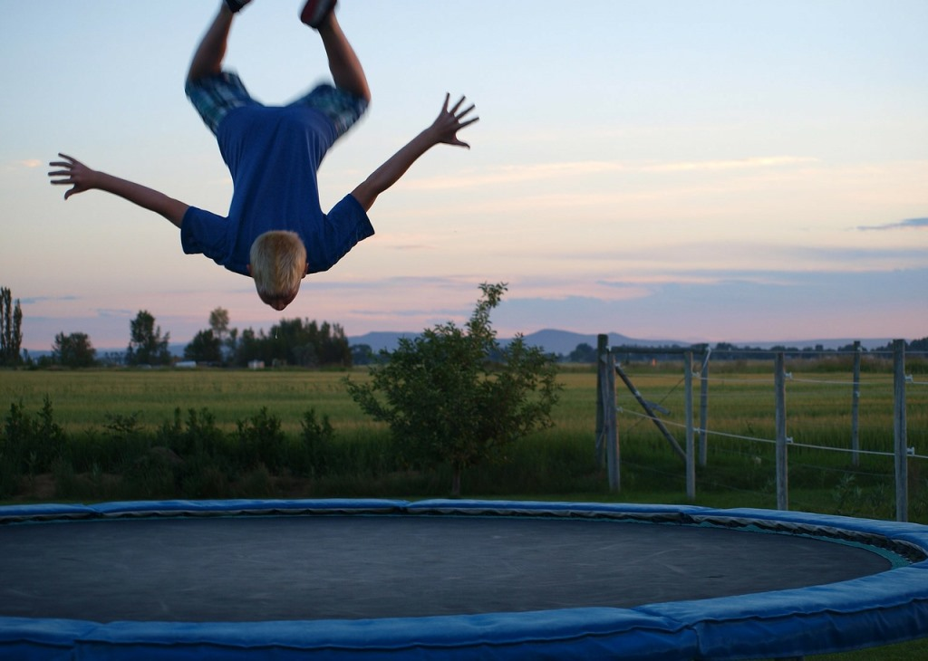 Buying an excellent trampoline for your kids
